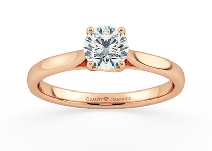 CUORE in 18K ROSE GOLD