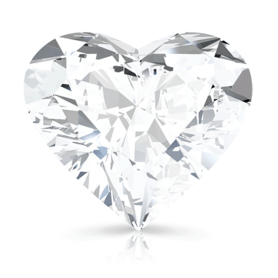 Heart Cut Loose Diamonds
