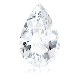 Loose Pear Cut Diamonds