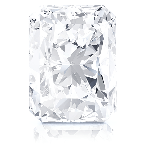 Radiant, 0.92 Carat, H, VS2 GIA Diamond